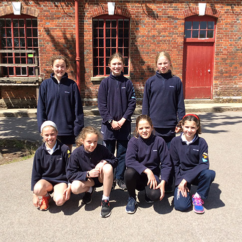 Hanford School-U11B Cricket v Clayesmore 1
