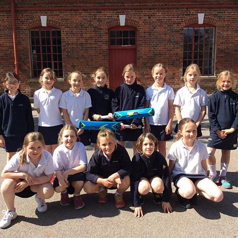 Hanford School-U9 Cricket v Clayesmore 1