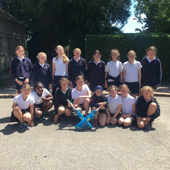 Hanford School-Cricket vs Sandroyd 2