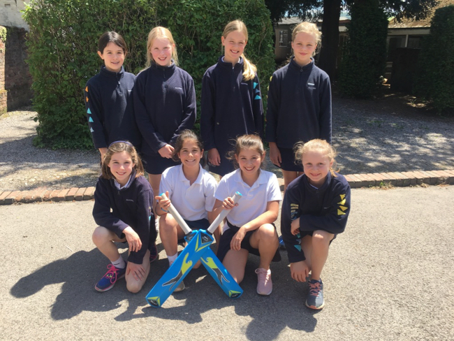Hanford School-Cricket vs Sandroyd