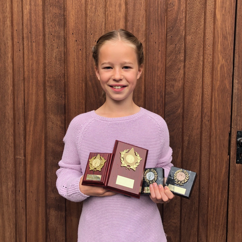 Hanford School-Junior Wessex Athletics