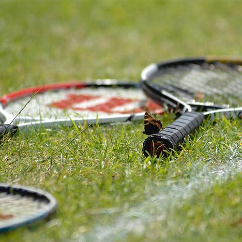 Hanford School-U11A&B tennis v St Mary's Thursday