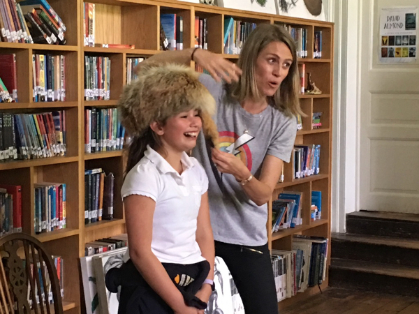 Hanford School-Summer Reading Challenge 10