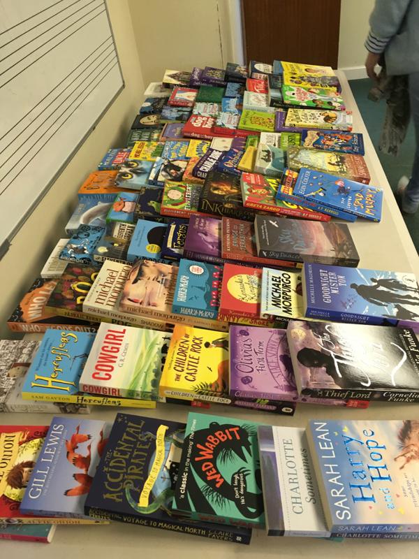 Hanford School-Summer Reading Challenge 12