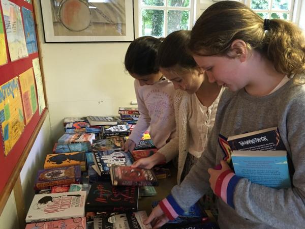 Hanford School-Summer Reading Challenge 13
