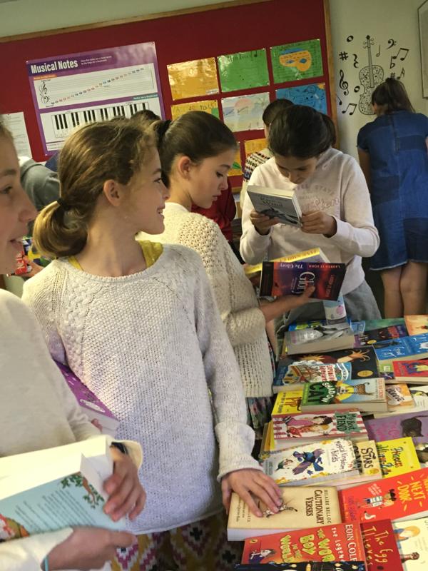 Hanford School-Summer Reading Challenge 16