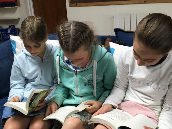 Hanford School-Summer Reading Challenge 17