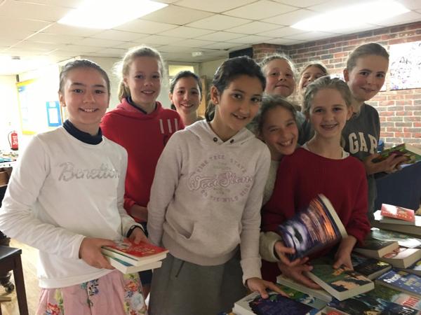 Hanford School-Summer Reading Challenge 18