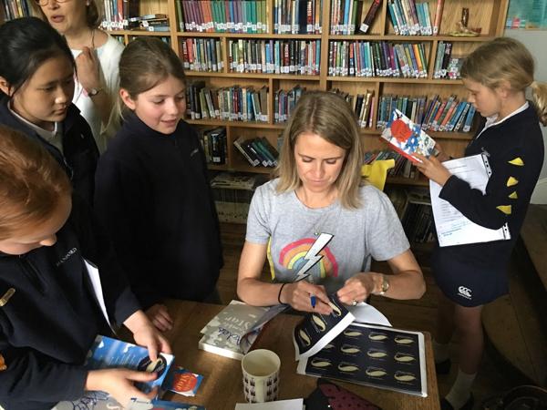 Hanford School-Summer Reading Challenge 1