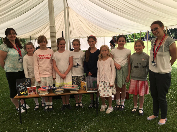 Hanford School-Summer Reading Challenge 19