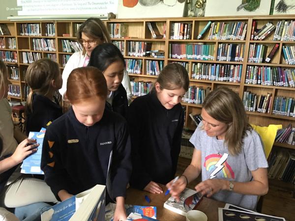 Hanford School-Summer Reading Challenge 5