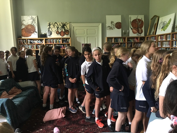 Hanford School-Summer Reading Challenge 6