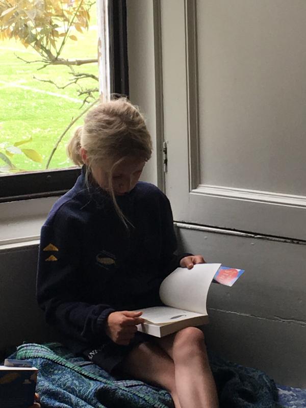Hanford School-Summer Reading Challenge 8