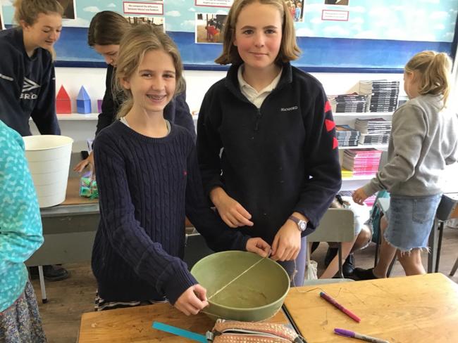 Hanford School-Measuring up at Hanford 2