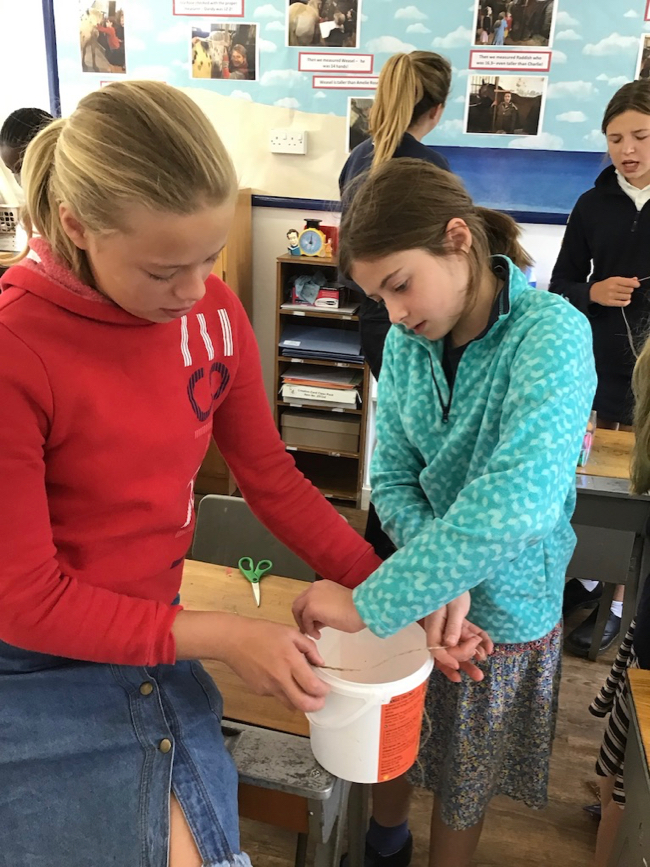 Hanford School-Measuring up at Hanford 4