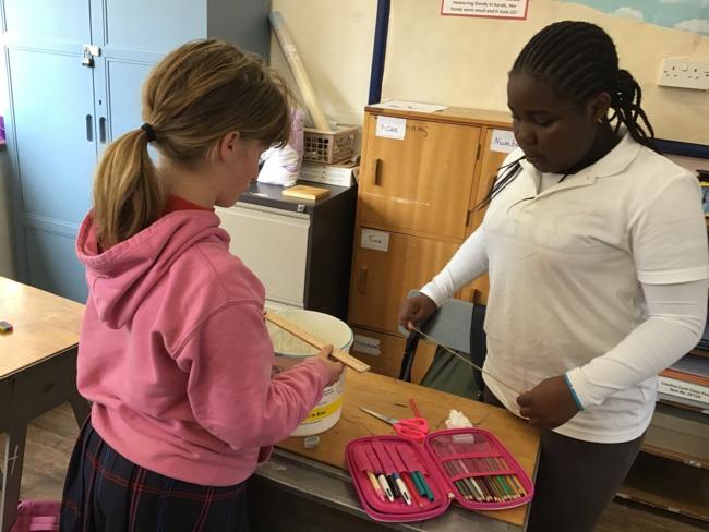 Hanford School-Measuring up at Hanford 6