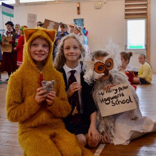 Hanford School-Mrs C's Day 12