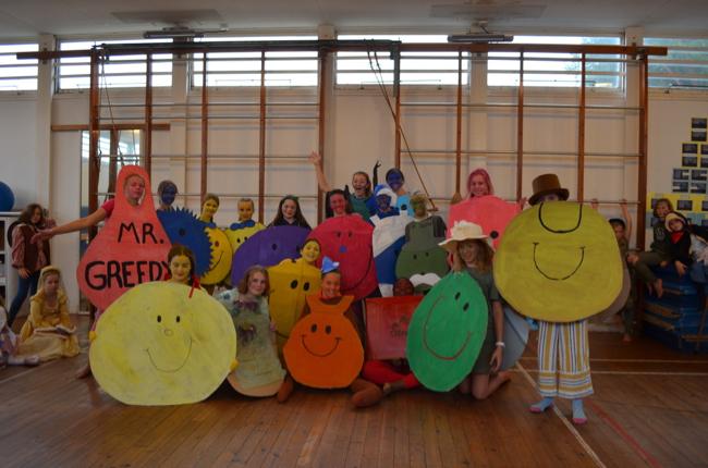 Hanford School-Mrs C's Day 2