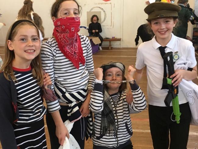 Hanford School-Mrs C's Day 7