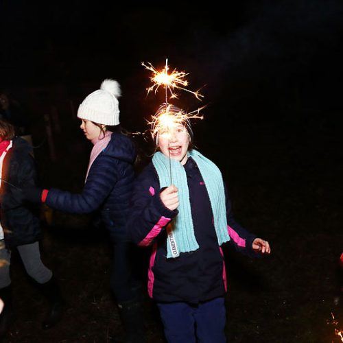 Hanford School-Bonfire Night 1