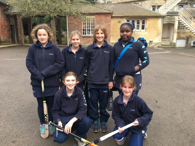 Hanford School-Hockey v Port Regis 1