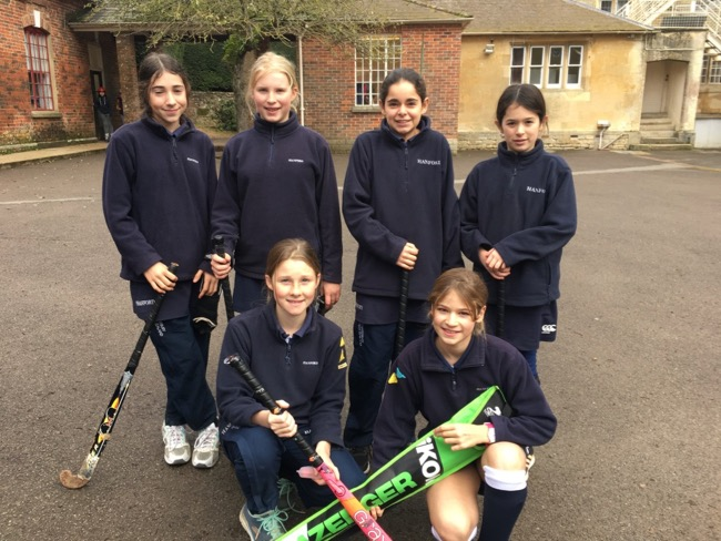 Hanford School-Hockey v Port Regis 2