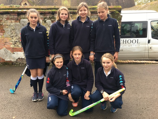 Hanford School-Hockey v Port Regis 3
