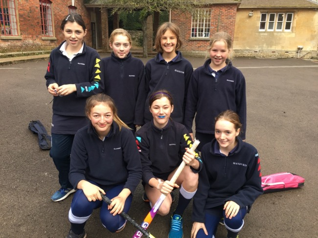 Hanford School-Hockey v Port Regis 5