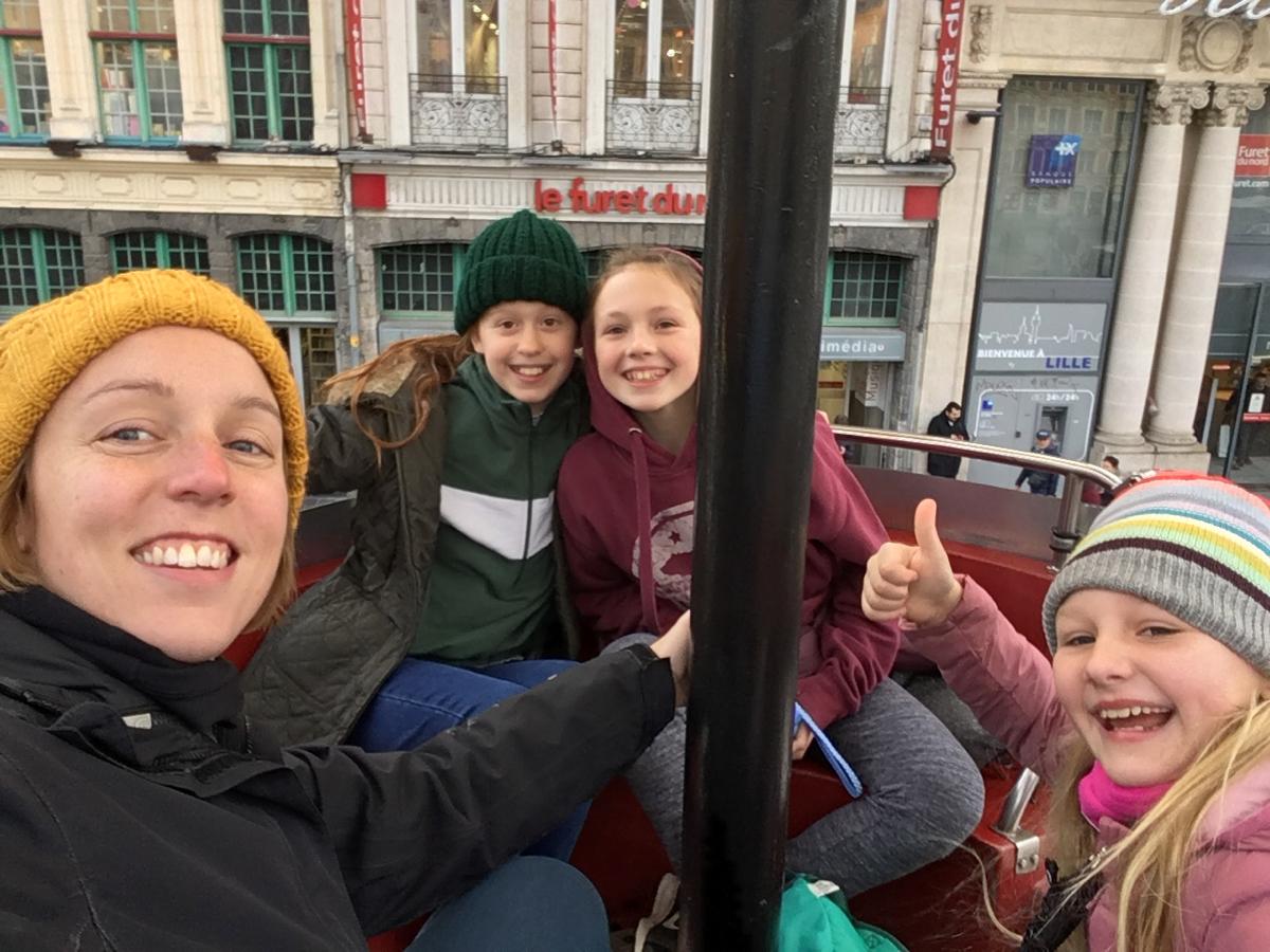 Hanford School-Christmas French Trip Vth and IVth Form 10