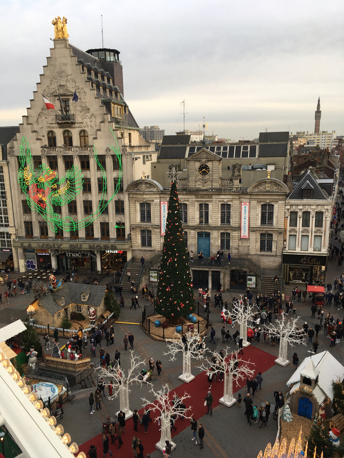 Hanford School-Christmas French Trip Vth and IVth Form 11