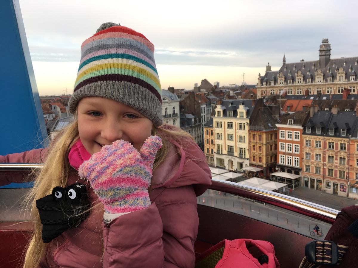Hanford School-Christmas French Trip Vth and IVth Form 12