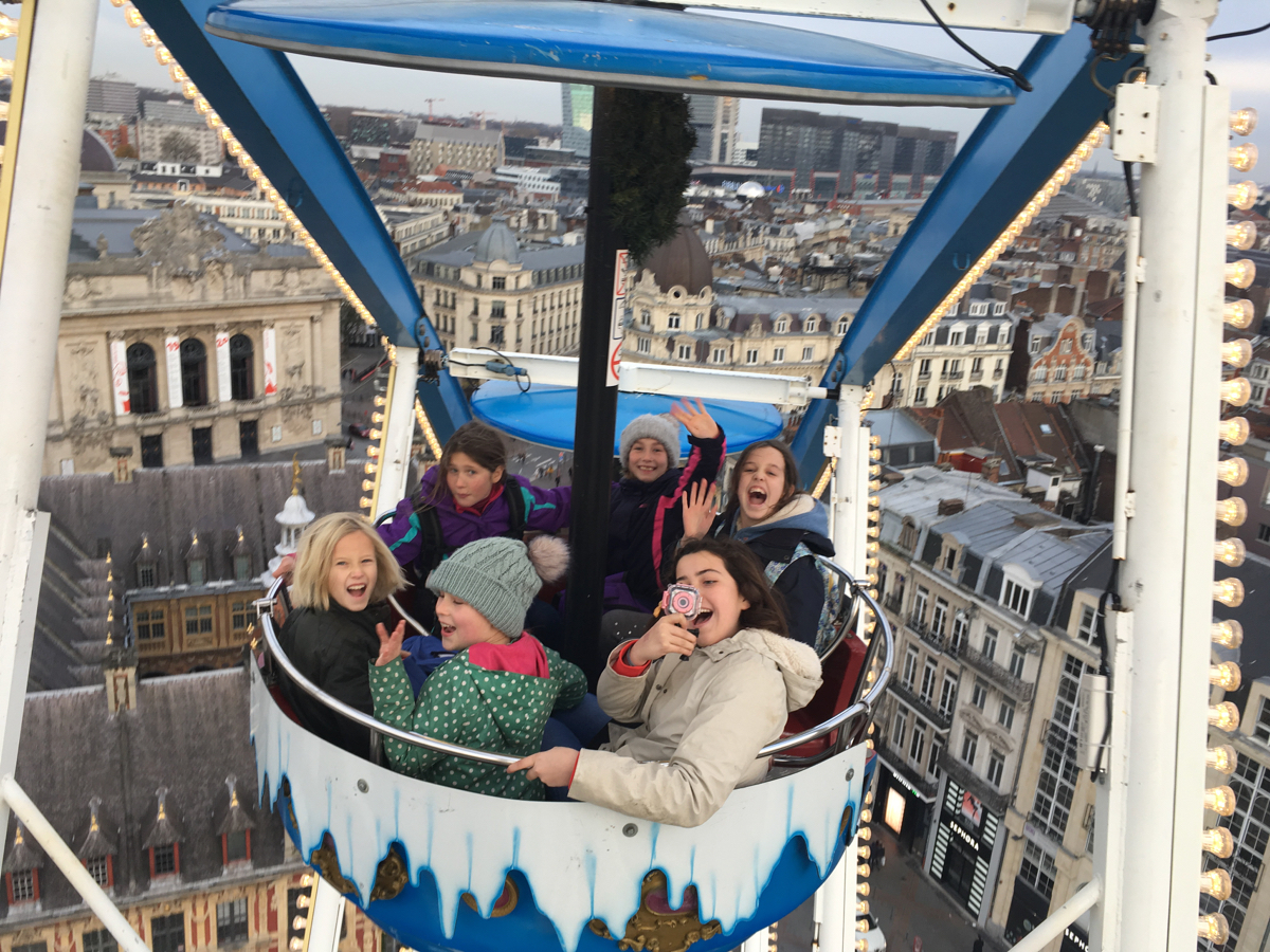 Hanford School-Christmas French Trip Vth and IVth Form 13