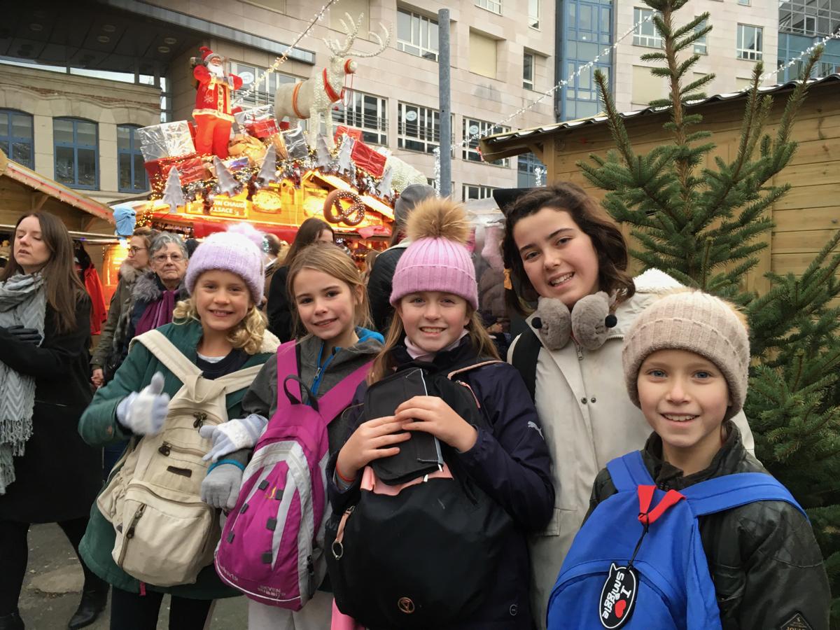 Hanford School-Christmas French Trip Vth and IVth Form 15