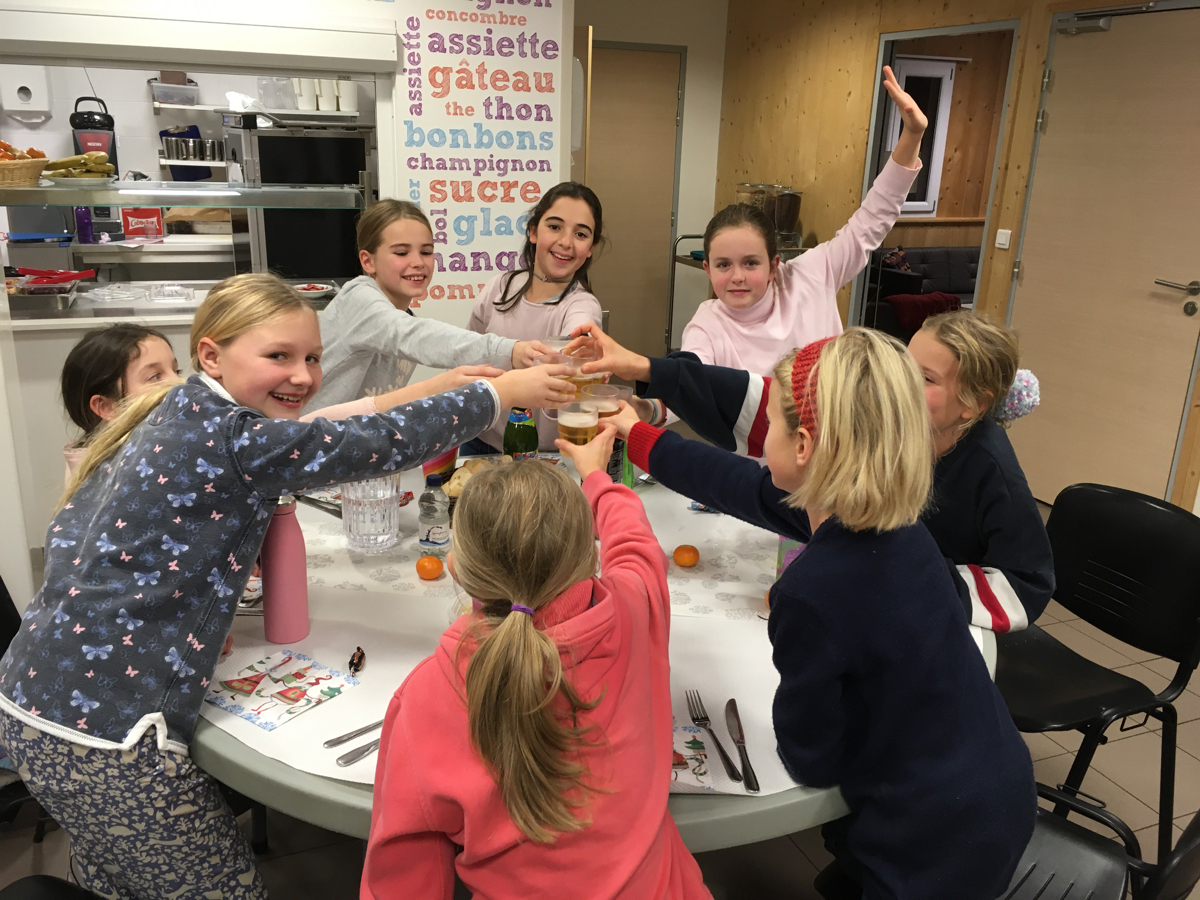 Hanford School-Christmas French Trip Vth and IVth Form 17
