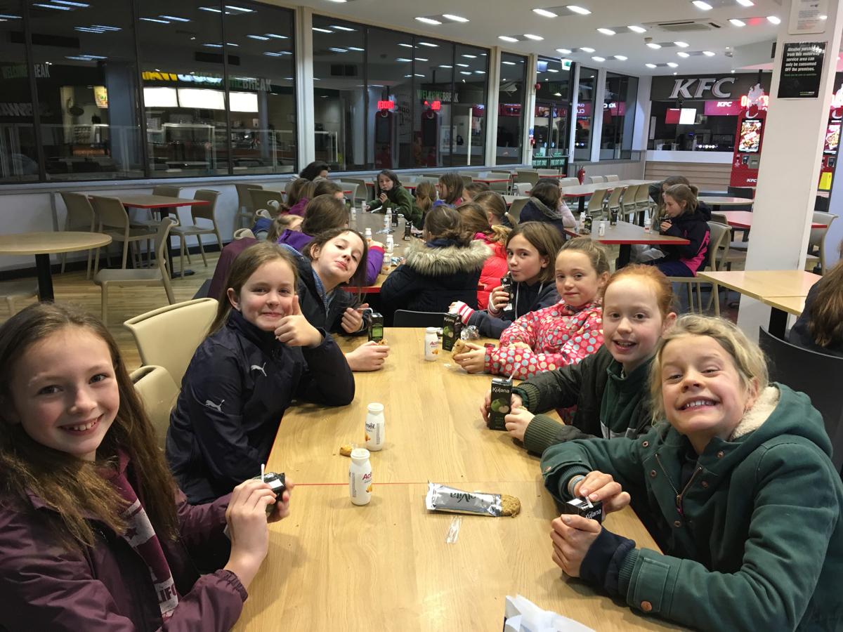Hanford School-Christmas French Trip Vth and IVth Form 1