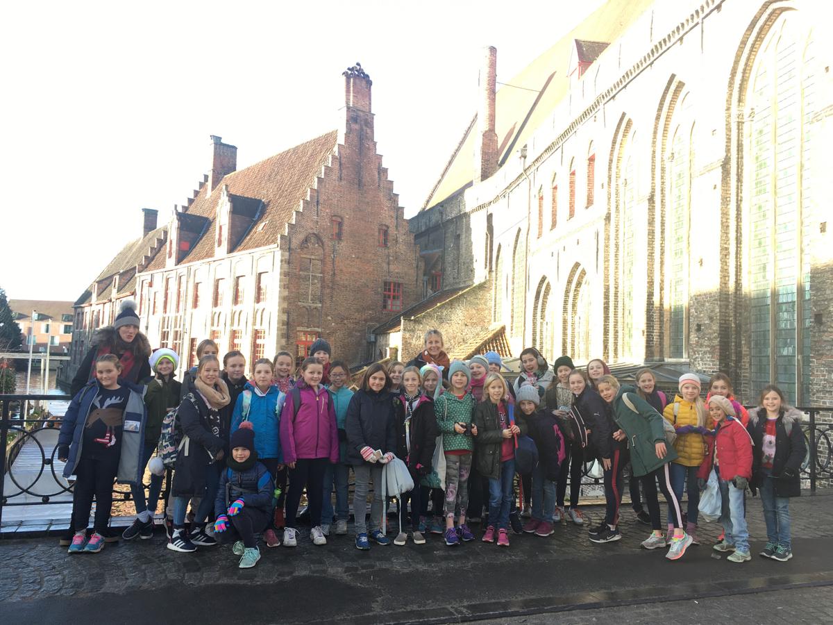 Hanford School-Christmas French Trip Vth and IVth Form 21