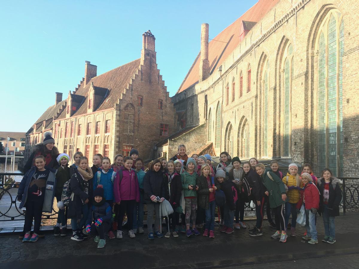 Hanford School-Christmas French Trip Vth and IVth Form 22