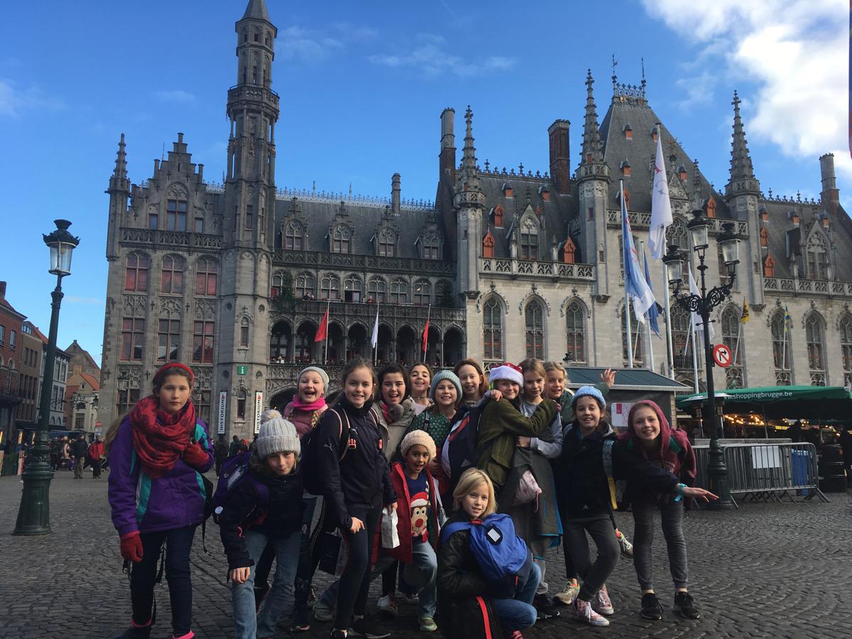Hanford School-Christmas French Trip Vth and IVth Form 24