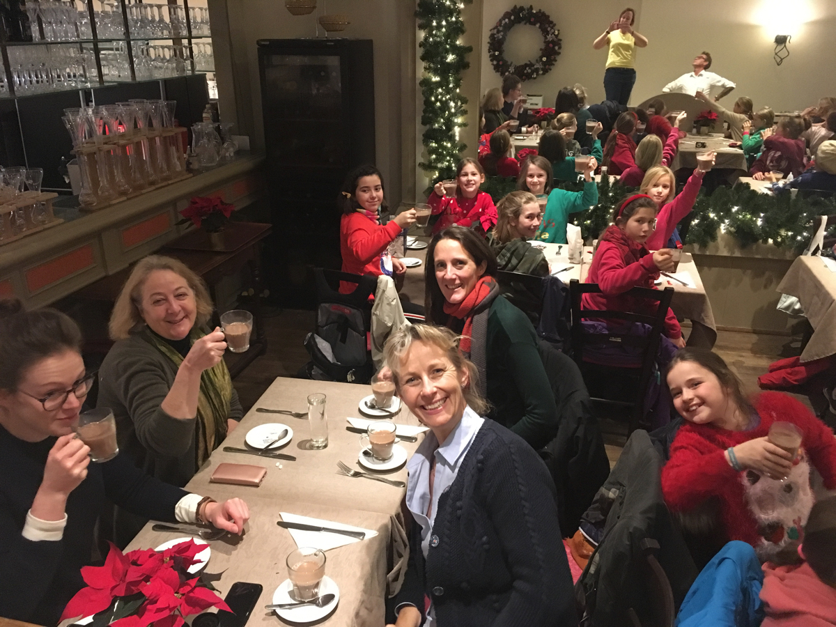 Hanford School-Christmas French Trip Vth and IVth Form 26