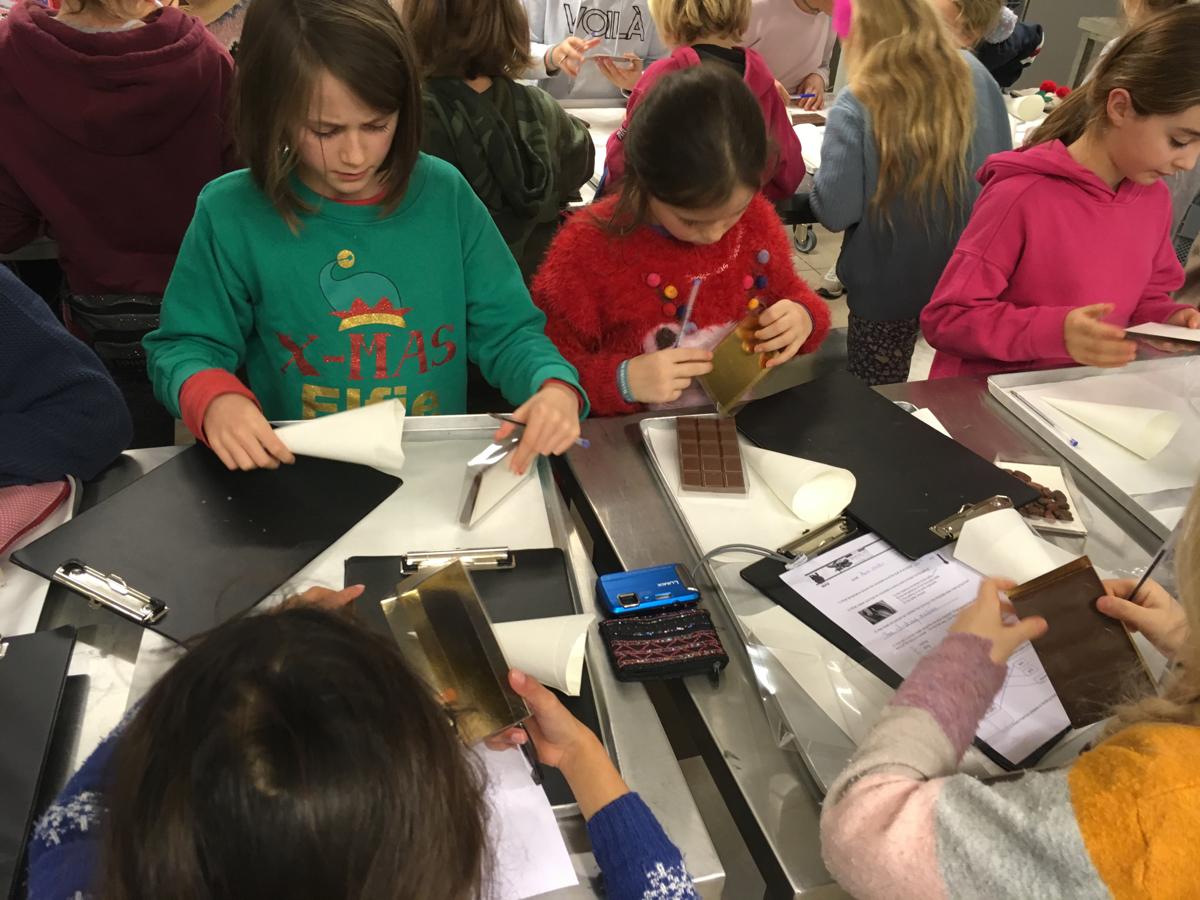 Hanford School-Christmas French Trip Vth and IVth Form 27