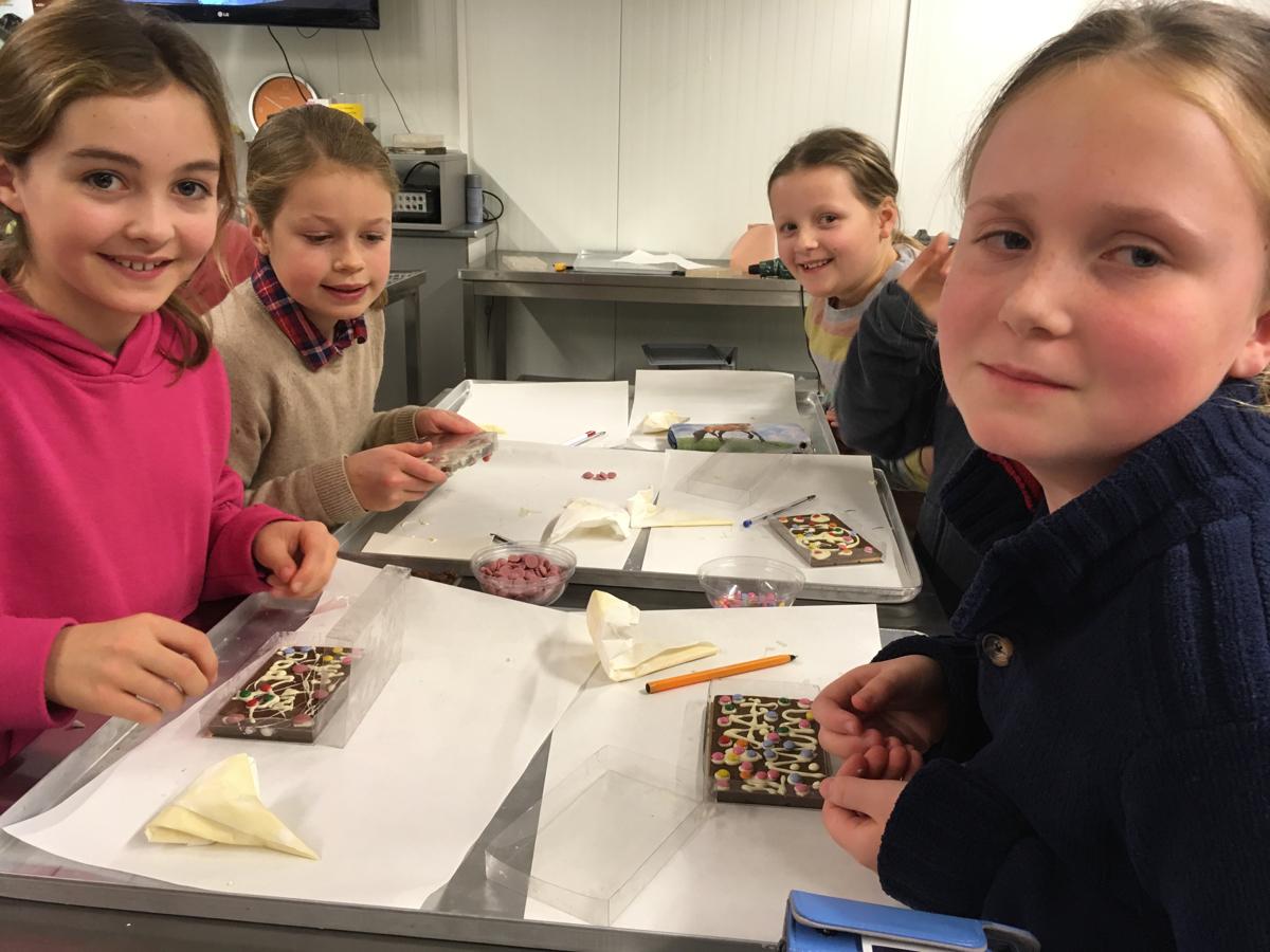 Hanford School-Christmas French Trip Vth and IVth Form 28