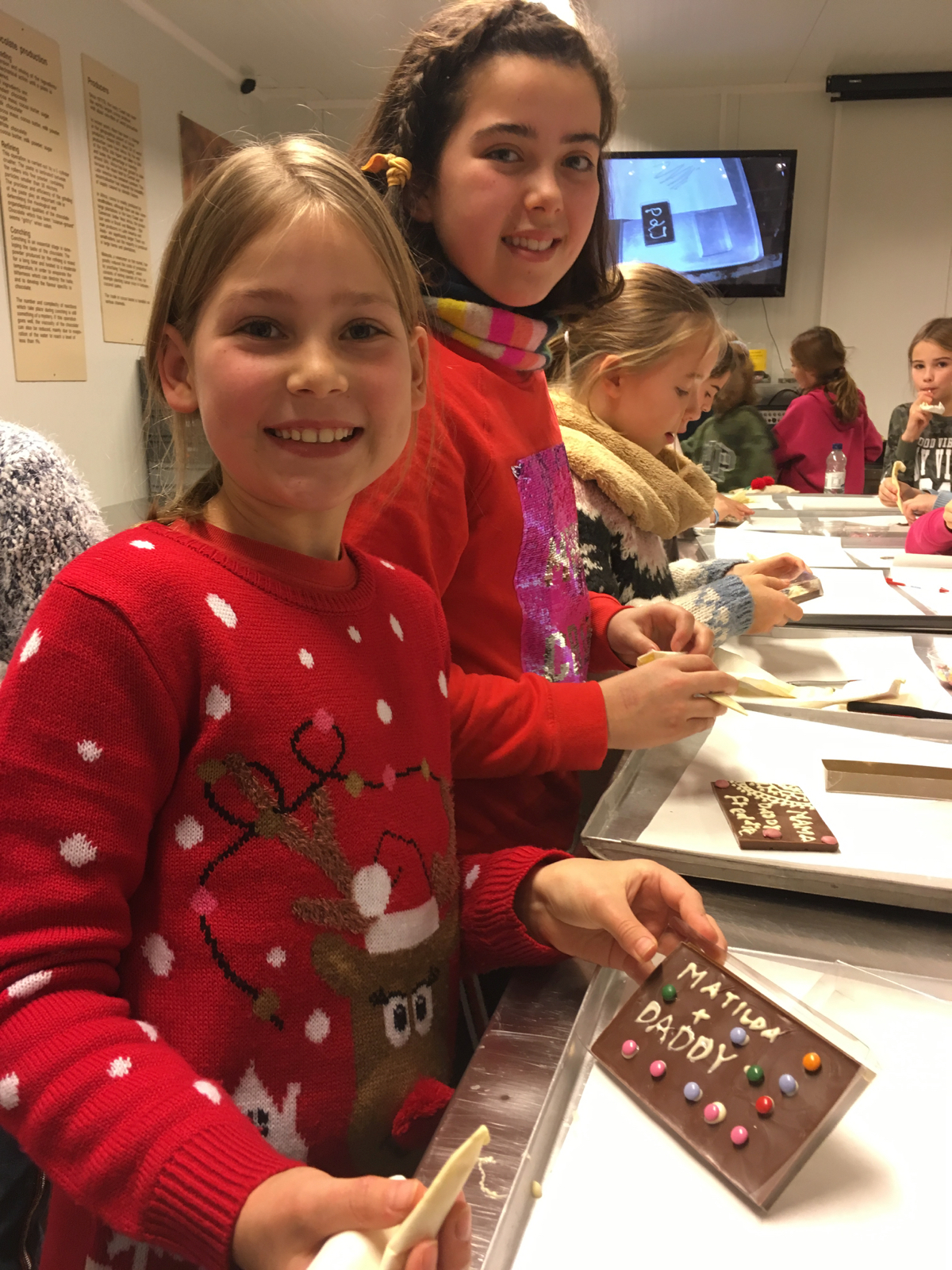 Hanford School-Christmas French Trip Vth and IVth Form 30
