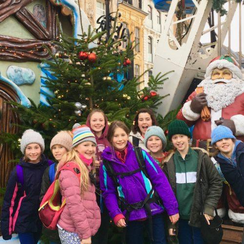 Hanford School-Christmas French Trip Vth and IVth Form 32