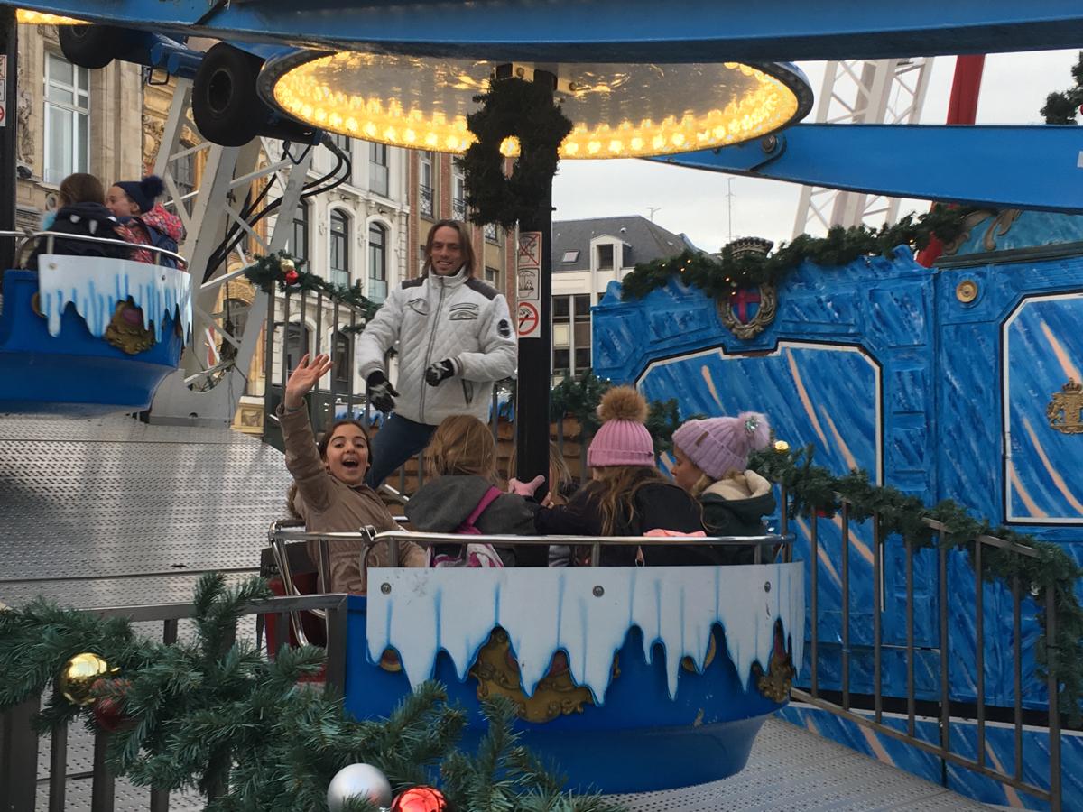 Hanford School-Christmas French Trip Vth and IVth Form 8