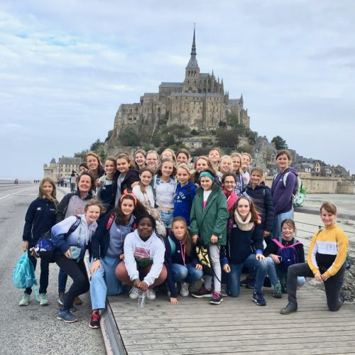 Hanford School-UVIth French Trip 2019 46
