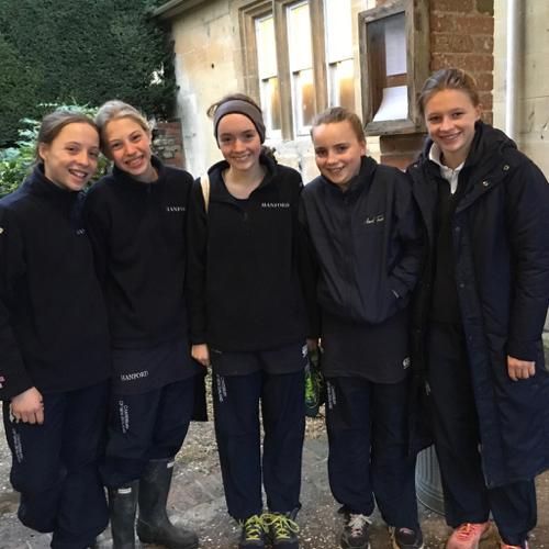 Hanford School-Cross Country at Kings Park