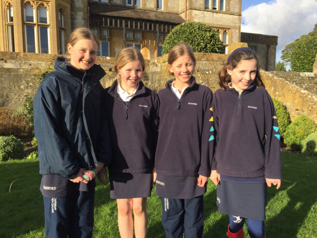 Hanford School-Clayesmore Relays match report 4