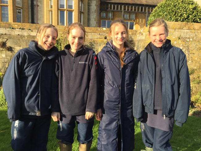 Hanford School-Clayesmore Relays match report 5