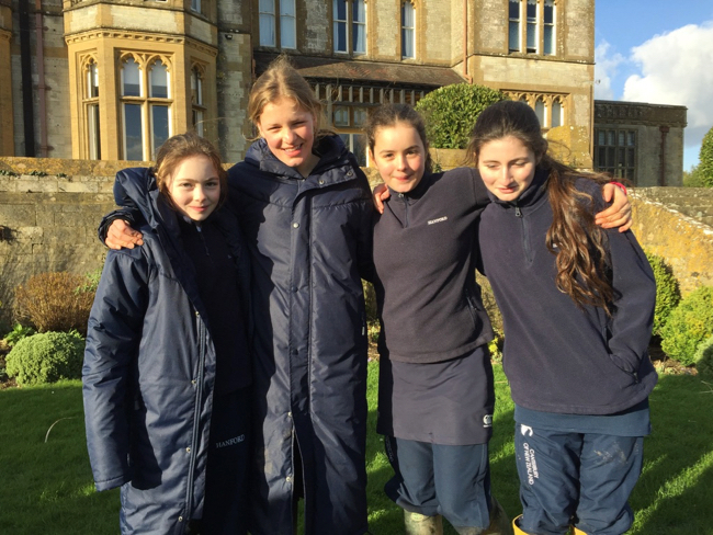 Hanford School-Clayesmore Relays match report 6