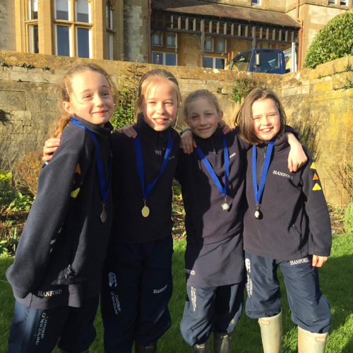 Hanford School-Clayesmore Relays match report 7